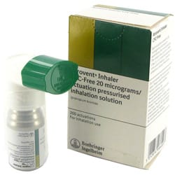 Atrovent Inhalers Pack